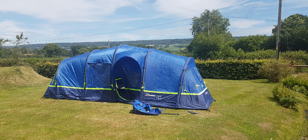 tents for a family of 6 people