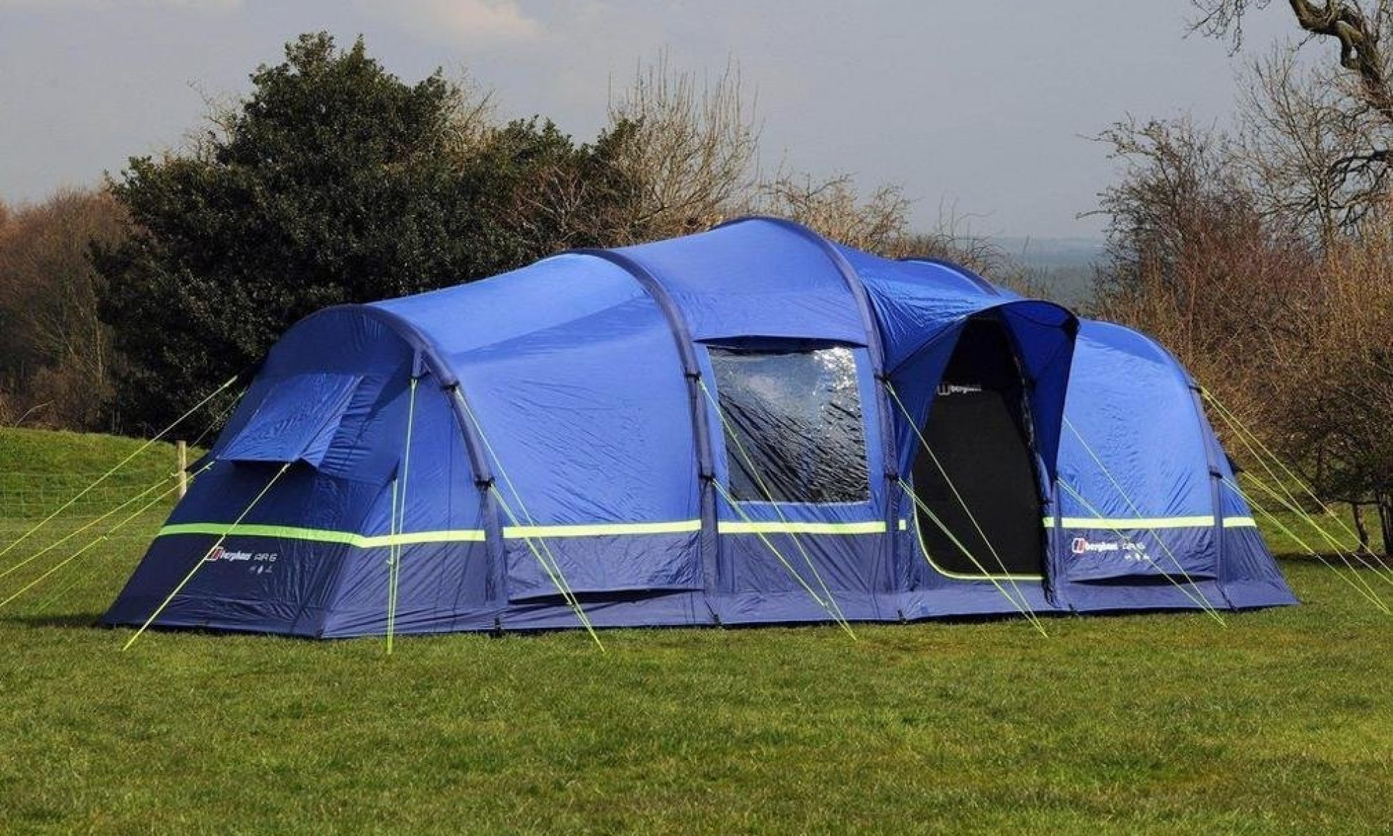 Best Air tents & Best Air tents - The Berghaus Air 6 Reviewed